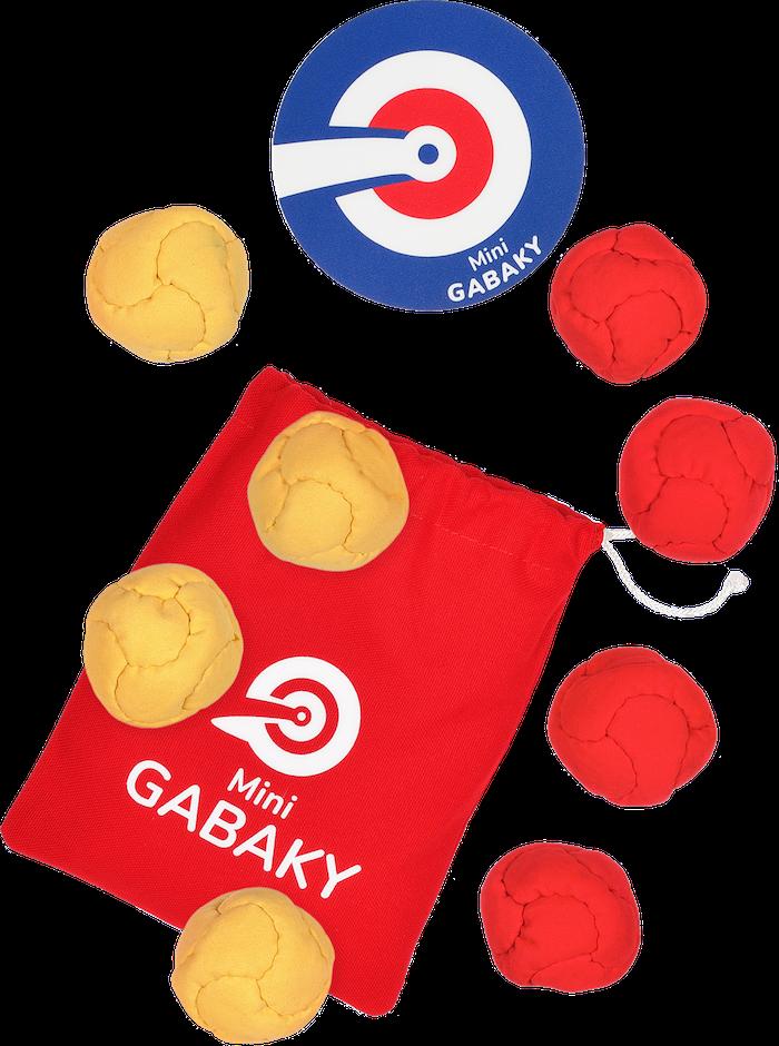 Mini Gabaky jeu complet